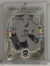 2005-2006 THE CUP SIDNEY CROSBY RC CARD 1/1 - ROOKIE MASTERPIECE - # 133