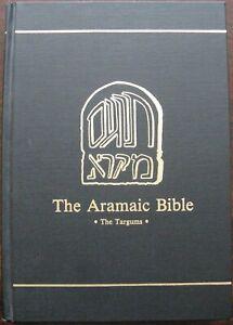 The Aramaic Bible Volume 1A. Targum Neofiti 1. Genesis by M. McNamara. 1992