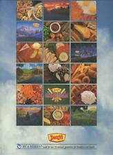 Denny's 14 Page Menu In A Hurry? 10 Minute Guarantee 1992