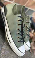 Converse Chuck Taylor All Star Mens Low Top Shoes Olive/White 153810C All Sizes