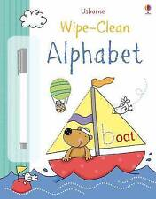 Usborne Wipe - Clean Alphabet