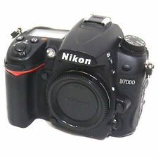 Nikon Digital Single-Lens Reflex Kamera D7000 Körper Japan Gebraucht