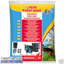 Sera Filter Wool 100 grams (3.5 oz.) Aquarium Filter Media FREE USA SHIPPING!