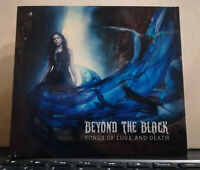 BEYOUND THE BLACK - SONGS OF LOVE AND DEATH - CD COMPLETO come nuovo 2015