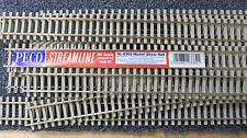 Peco 10 Pieces of SL-8302 Code 83 Concrete Sleeper (Tie) Type HO-Scale NOS