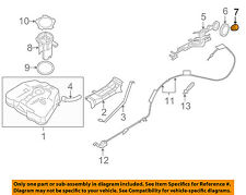 NISSAN OEM 07-12 Altima 2.5L-L4 Fuel-Gas Filler Cap  or Housing 17251ZX60A