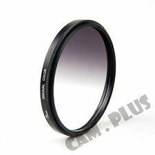 Pixco 77mm Graduated Gray Filter Color Effect Lens Filters