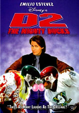 Disney Kids Family Hockey Movie Sports Comedy The Mighty Ducks 2 Sequel D2 DVD