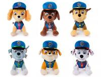 Paw Patrol Police Rescue Dog Plush Toy