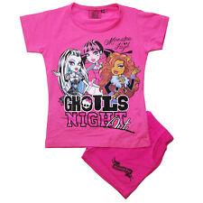 Tee shirt Monster High Rose 6 ans