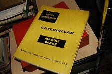 CAT Caterpillar TWIN DISC Marine Gear D342 D337 Engine Service Repair Manual