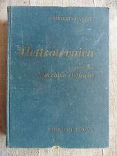 Elettrotecnica volume secondo macchine elettriche - Olivieri e Ravelli - Cedam