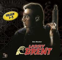 PSA AKTEN #1 (1/2/3) - LARRY BRENT -DAN SHOCKER  3 CD NEW