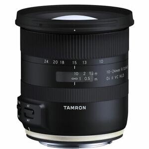 Tamron 10-24mm f/3.5-4.5 Di II VC HLD for Canon EF B023