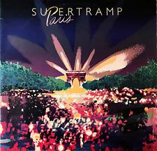SUPERTRAMP - PARIS (LP) (G-VG/G++)