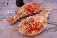 Schale Brotschale aus Olivenholz -  Holzschale Obstschale Schüssel Schälchen