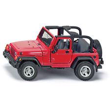 Siku - Jeep Wrangler 1:32 Scale - Toy Vehicle Car NEW model # 4870