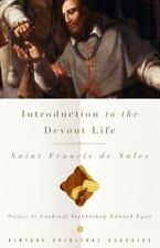 Vintage Spiritual Classics: Introduction to the Devout Life by Francis De...