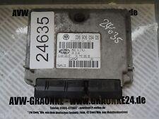 Motorsteuergerät Seat Leon 1M 1,6i 77kW BJ.2003 036906034DS