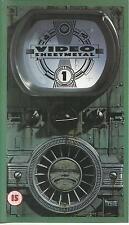VIDEO SHEET METAL V1 - VHS MUSIC VIDEO 1991 - DEATH ANGEL, PANTERA, BLACK CROWES