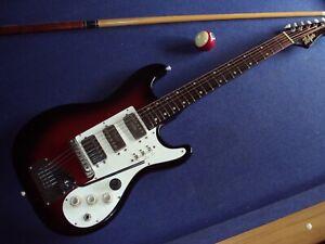 Vintage original Höfner 173  E-Gitarre BJ.1966 ,überholt, Tuning,  gebraucht