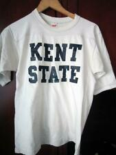 Vintage 1970s Kent State College Jersey T shirt Large