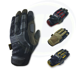 Touch Screen Tactical Military Gloves Sport Cycling Motorbike Street Motocross