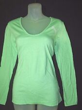 PUMA v neck 3/4 sleeves tunic athletic women JR t shirt size medium new with tag