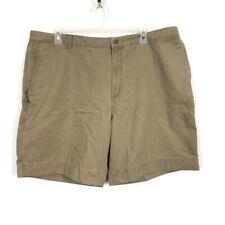 Columbia Mens Size 44 Tan Cotton Hiking Camping Active Outdoor Shorts