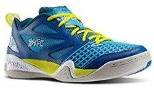Reebok Mens Blacktop Avenue Impact Blue  California Blue  White  Yellow SIZE 12