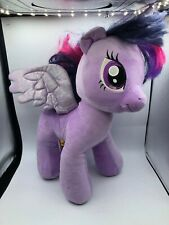 Build A Bear BAB My Little Pony MLP Twilight Sparkle Plush Stuffed Toy Animal