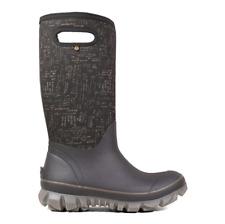 BOGS - Women's Whiteout Sparks Tall Winter Rain Boots Brown Multi - 8 NIB