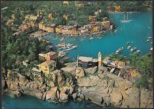 AD5034 Portofino (GE) - Veduta aerea - Cartolina postale - Postcard