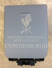Genuine Mercedes-Benz 639 Vito Passenger Side Dash Cup Holder - Dark Orion Grey