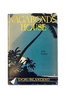 Vintage 1952 Don Blanding Vagabond House 42nd Printing Signed DJ Hawaiiana HC