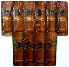 "California Tan ""Pure Chocolate"" Maximizer Dark Bronzer- Lot Of 10- .5Z Pkts- New"
