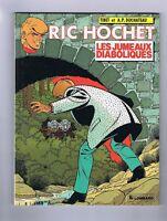 TIBET. Ric Hochet 47 Les Jumeaux diaboliques. EO 1989