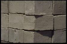 367008 Cemento bloque Pared A4 Foto Textura impresión