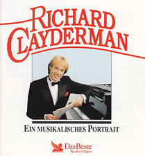 RICHARD CLAYDERMAN - 3 CD - EIN MUSIKALISCHES PORTRAIT