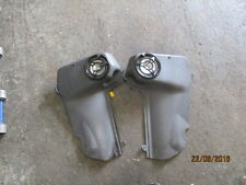 FORD ESCORT CABRIOLET MK 3 / 4 REAR SPEAKER PODS AND KENWOOD SPEAKERS RS TURBO