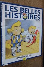 Les Belles Histoires de Pomme d'Api n°321: Marion la jalouse