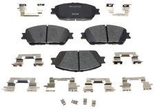 Disc Brake Pad Set-R-Line Ceramic Front Raybestos MGD906ACH