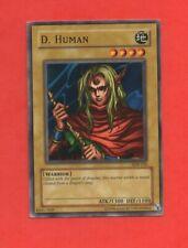 Konami Yu-Gi-Oh ! N° 81057959 - D. Human - SDK-030 (A7212)