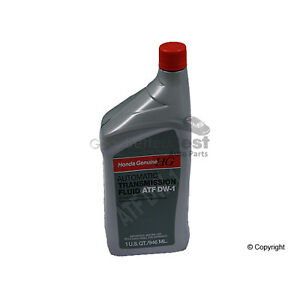 One New Genuine Automatic Transmission Fluid 082009008 for Honda & more