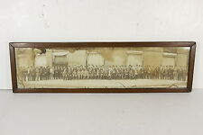 1907 Missouri MO Jewelers Association Panoramic Photo Framed Yard Long