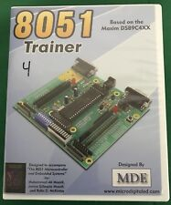 MDE 8051 Single Board Computer Trainer 32MT8051 Diligent