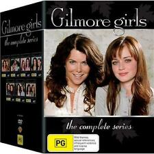 Gilmore Girls The COMPLETE Series : Seasons 1-7 : NEW DVD Box Set