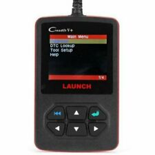 Launch Creader V+ OBDII EOBD Automotive Scanner Code Reader Car Diagnostic Tool