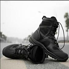Special Mens Force Military Hiking Ankle Boots Tactical Combat High Top Trainers