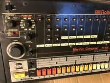 Roland Tr-808 Legendary Sound / Rhythm Machine Deeply Engraved In The History
